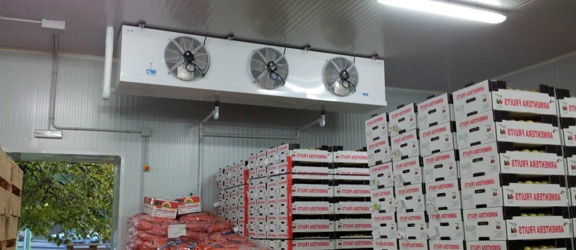 Камери охолодження