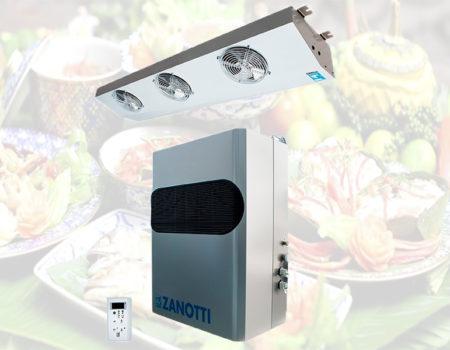 Холодильне обладнання для ресторану
