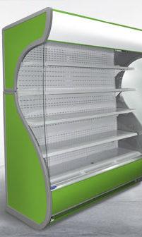 Холодильна гірка Айова