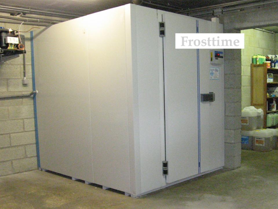 Холодильная камера для склада