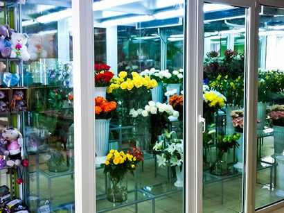 Холодильна камера для квітів Львів