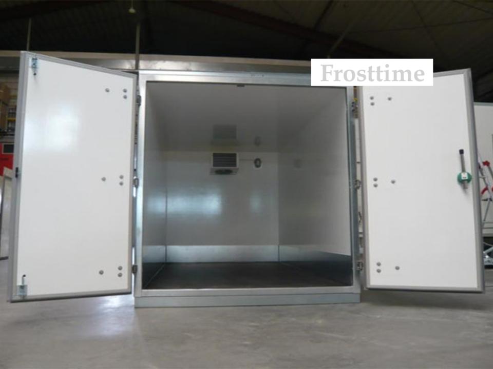 Холодильная камера контейнер