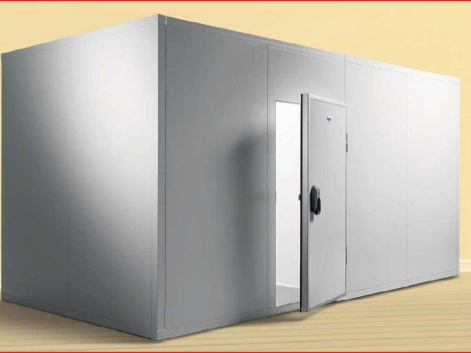 Холодильна камера промислова